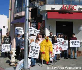 KFC Demo - Geary Blvd San Francisco