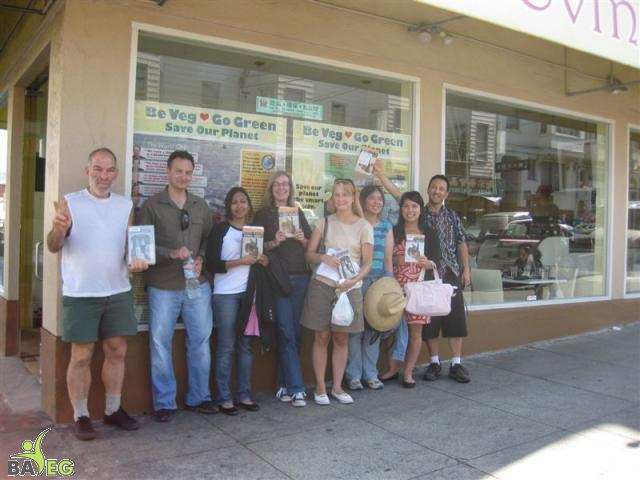 August 2009 meeting - Case for Animal Rights
