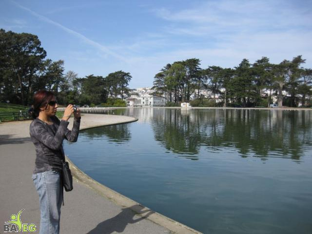 Veggie Photographer at Golden Gate Park