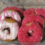 Vegan donuts (thank you Rachel!)