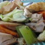 The best dish at SF Golden Buddha:  Deluxe Combination Vegetable (a special, not on the menu)