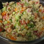 Vegan Food Party:  Quinoa
