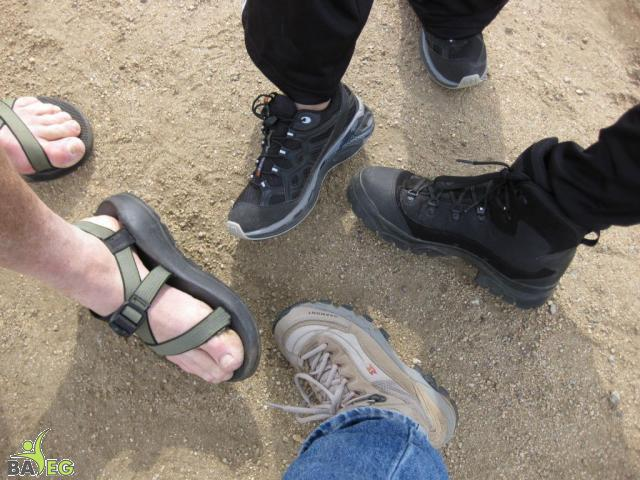 Vegan Hiking footwear