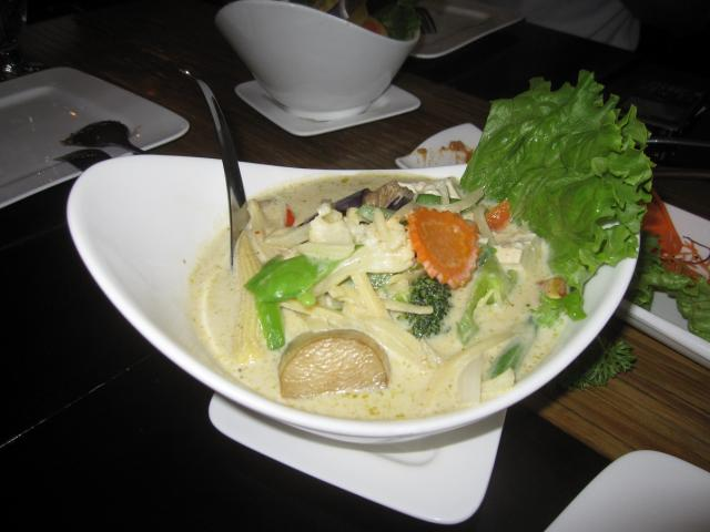 Green Curry  - July 2010  (Ken)