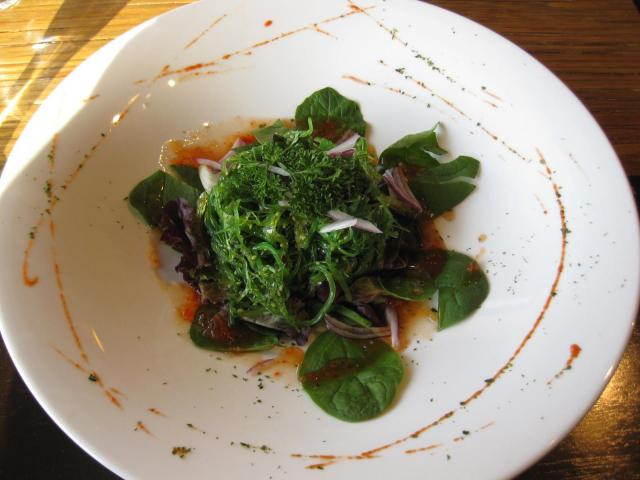 Seaweed Salad - March 2010 (generationV.org)