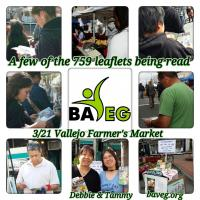 Vallejo Farmer's Market March 2015