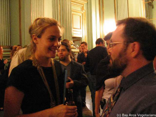 Alicia Silverstone and Chris