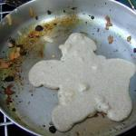 Rorschach pancakes.. what do you see?