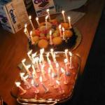 How many candles is that?