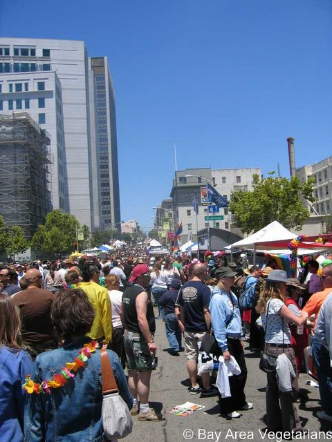 Larkin St at SF GLBT Pride 2007
