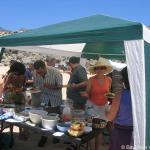 Vegan Food Party at Montara State Beach