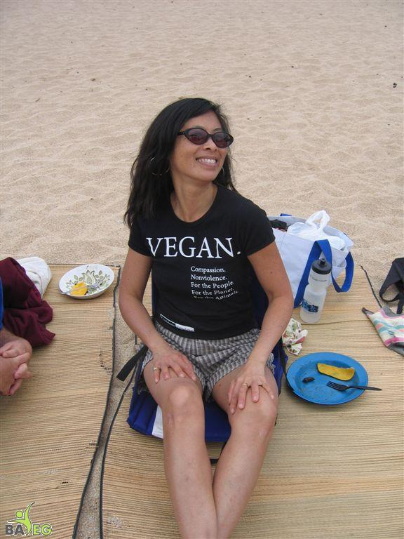 Carla the Vegan