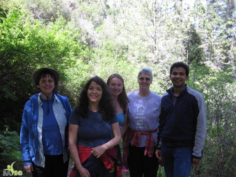 Plant-powered Humans at San Pedro Valley Park, Pacifica
