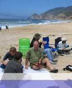 Sand and Surf - Montara 4th of July