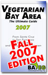 New Book - Vegetarian Bay Area