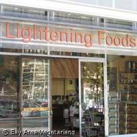 Lightening Foods