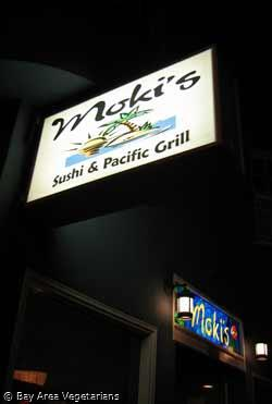 Moki's Sushi and Pacific Grill