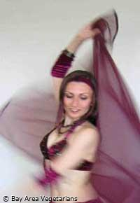 Stacy, Belly Dancing