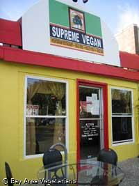 Supreme Vegan